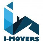 I-Movers Logo. Local and International Relocation Services